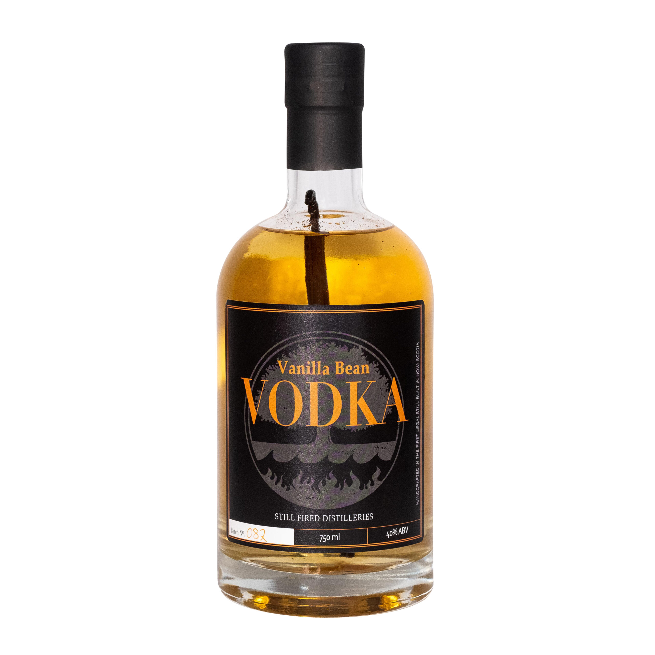 Vanilla Bean Vodka