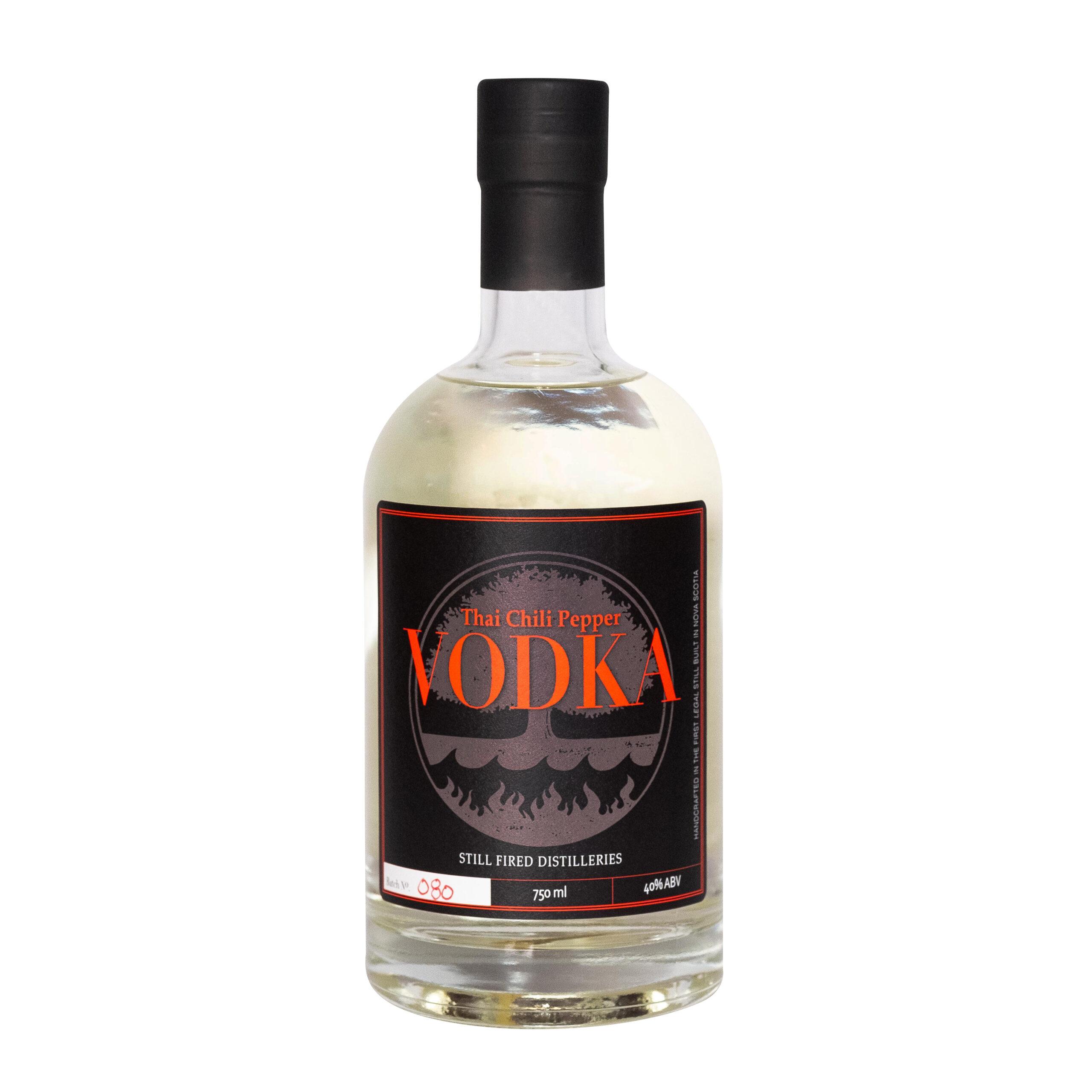 Thai Chili Vodka