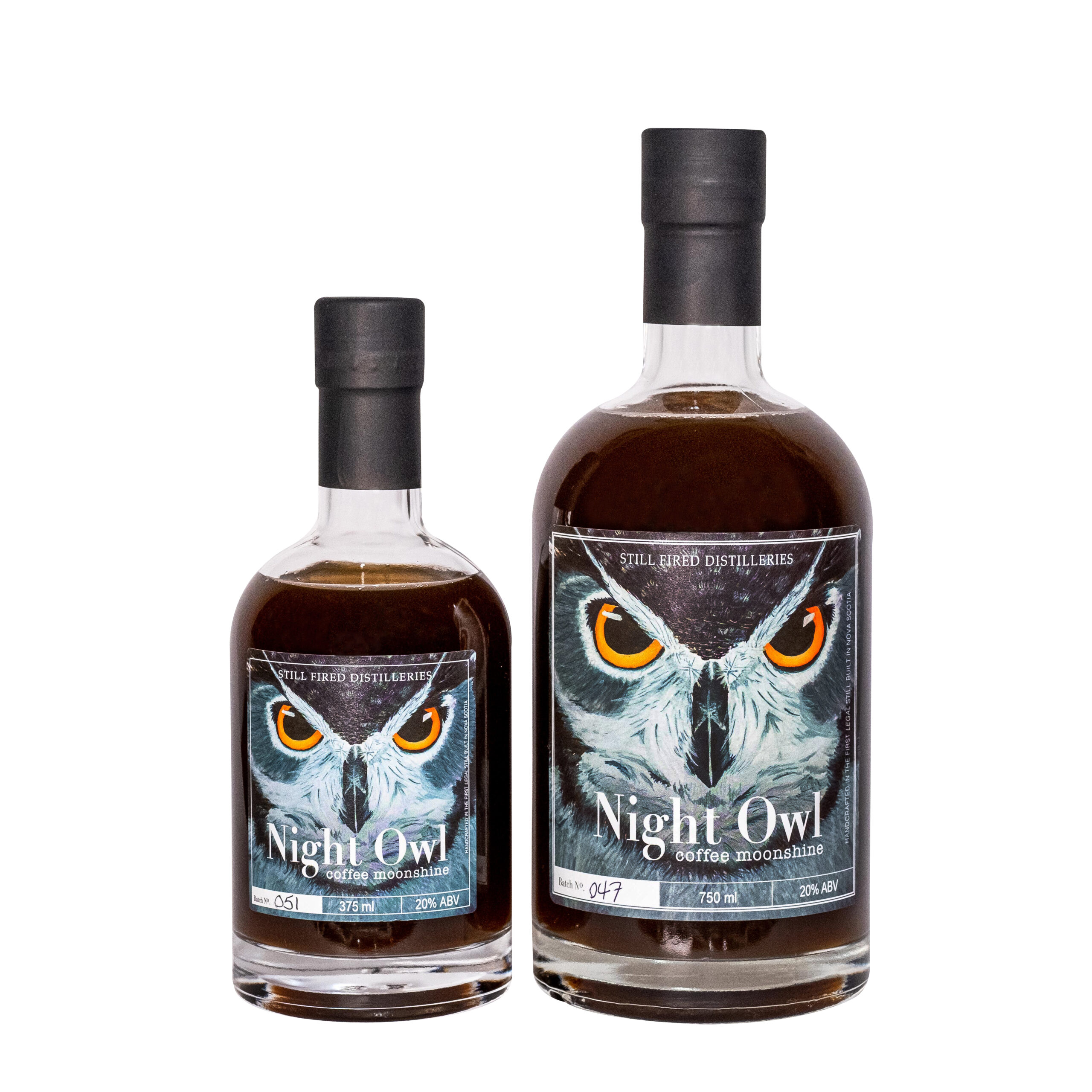 Night Owl Coffee Moonshine