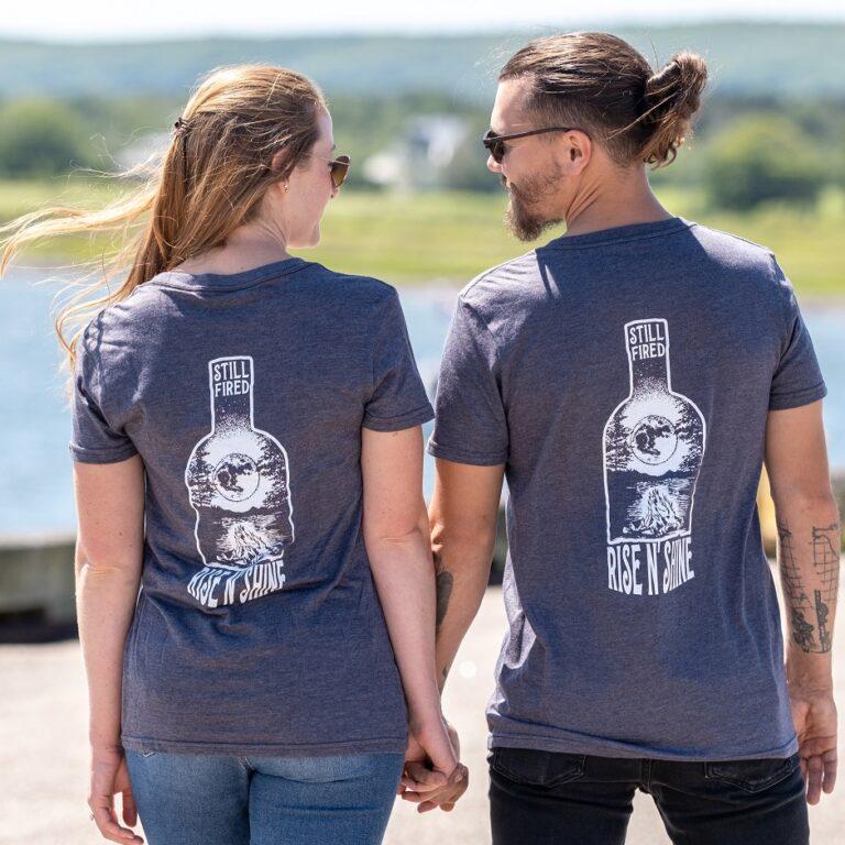 Womens Rise and Shine T Shirt