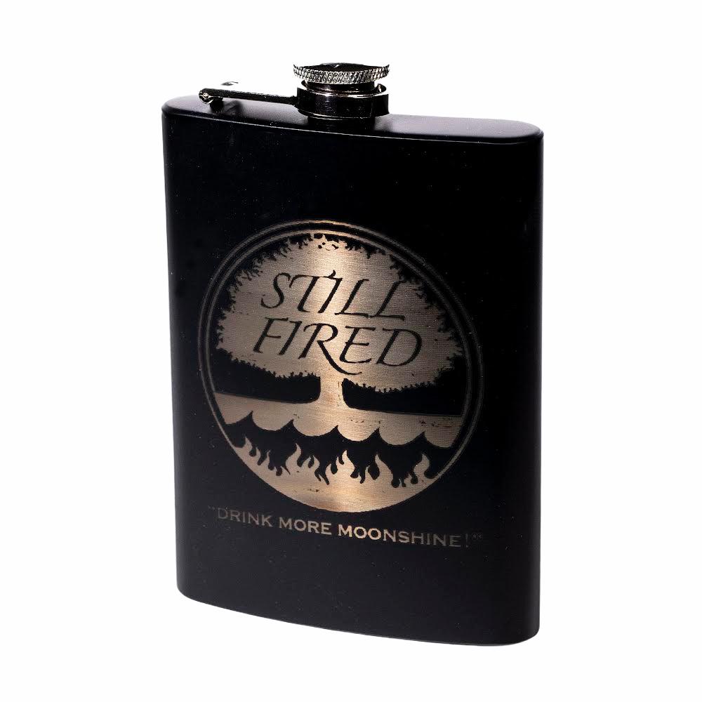 custom hip flask