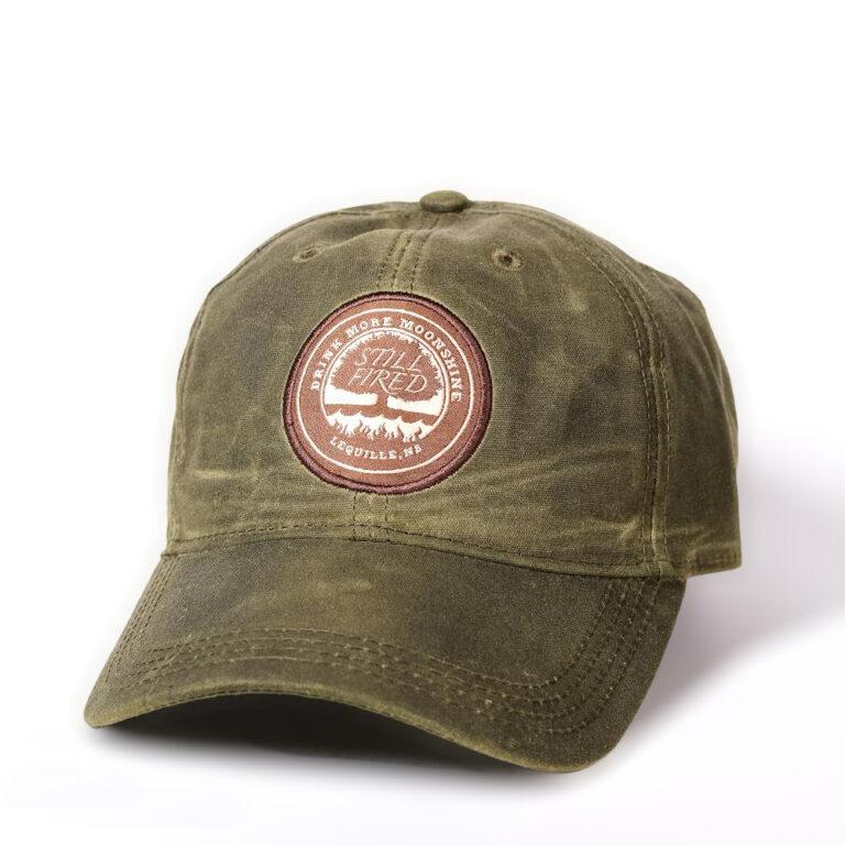 olive green adjustable hat